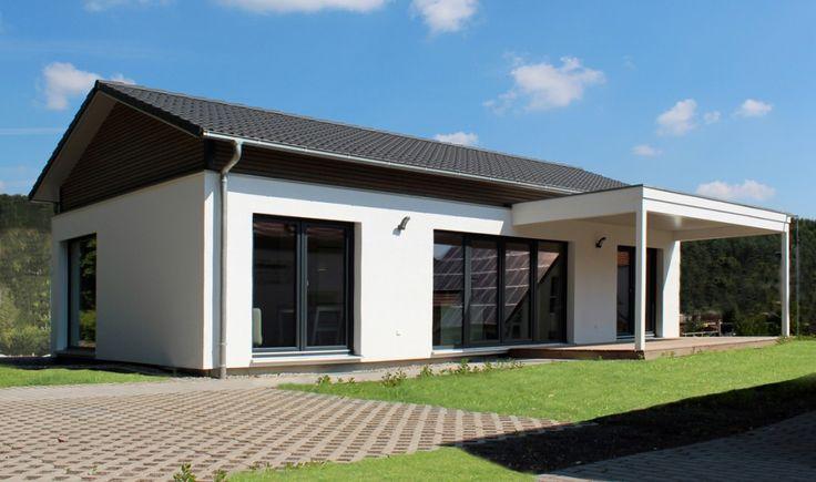 fertighaus preis ab 250000 legnocube aussenansicht. Black Bedroom Furniture Sets. Home Design Ideas