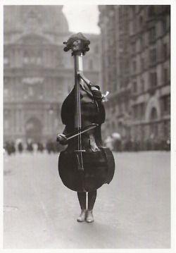 hello cello...but really a bass