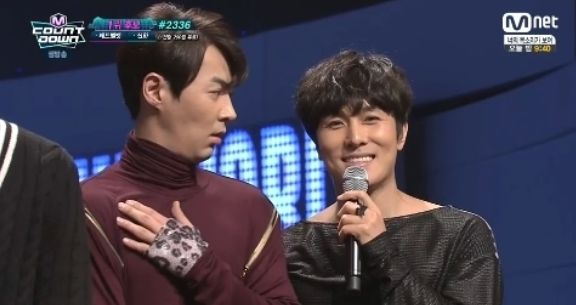 Jun Jin Is Startled by Misheard Swear Word While Talking About Shinhwa's Debut Years