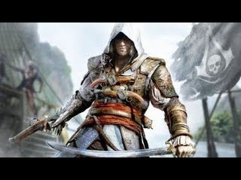 Assassin's Creed 4 Black Flag - Gameplay Trailer