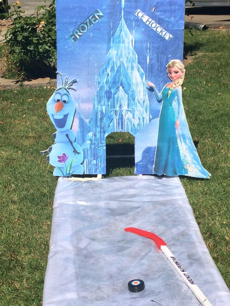 Frozen Party Games, Crafts and Activities - The Spruce