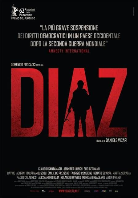 Diaz – Don't Clean Up This Blood, Daniele Vicari 2012