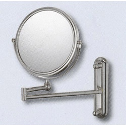 Wall Mounted Bathroom Mirror With Adjustable Pivot Arm By Kimball Young Available From
