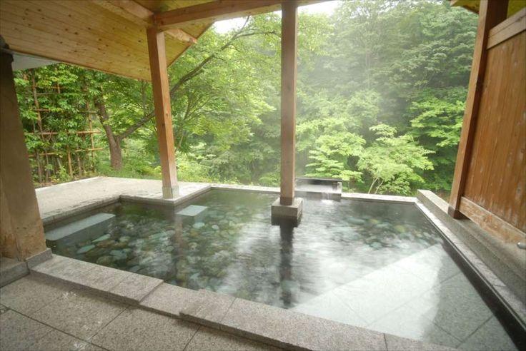 水上温泉 別邸 仙寿庵/  hot spring /gunma / japan