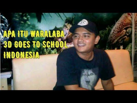 Apa itu Waralaba 3d Goes to School Indonesia