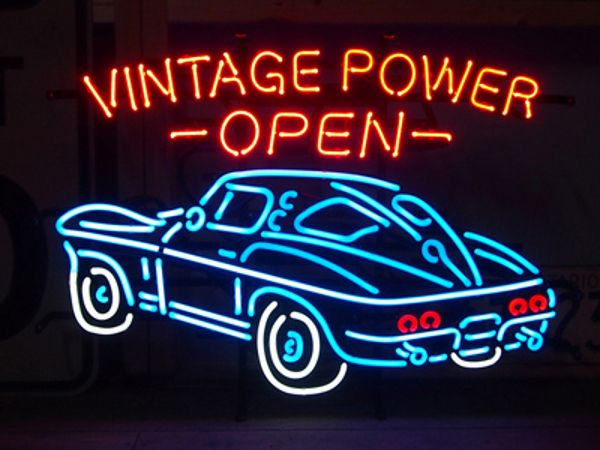 VINTAGE POWER -OPEN-