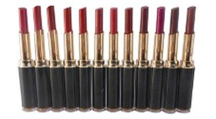 TLM+GCI+Bright+Moist+Lipstick+100%+Fashion+806B+2.5g+X+12+pcs+Price+₹1,706.00