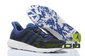 Мужские кроссовки Adidas Pure Boost Chill Blue