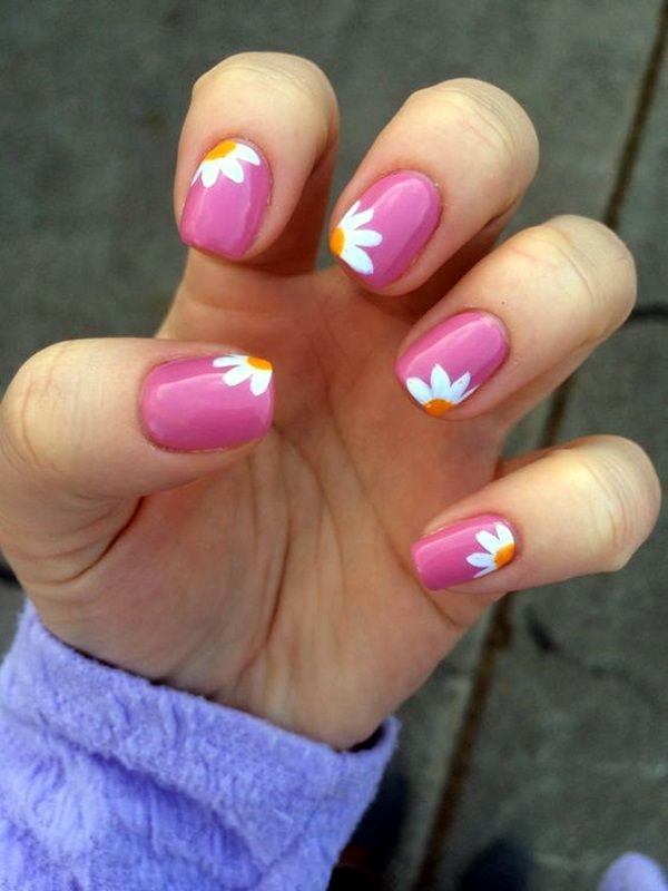 45 Easy Nail Polish Ideas And Designs 2016 - Best 25+ Cute Easy Nail Designs Ideas On Pinterest Cute Easy