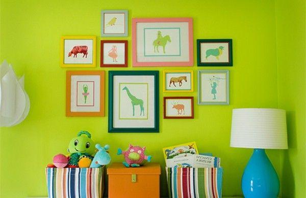Mädchen Kinderzimmer - 33 zeitgenössische zauberhafte Innendesigns für Mädchen