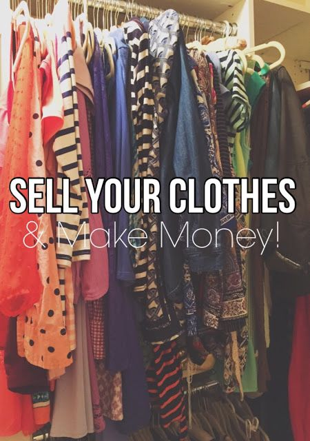 Sell Your Clothes Check out all the best tips and tricks for eBay sellers on ResellingRevealed.com  The best eBay blog on the net for BOLO lists, eBay How-To Guides, and more!