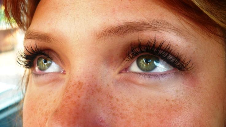 Silk Eyelash extensions by Lauren Pavelka : website: http://on.fb.me/uSgV70