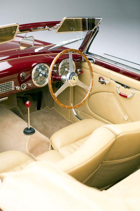 1951 Ferrari 212 Inter Cabriolet