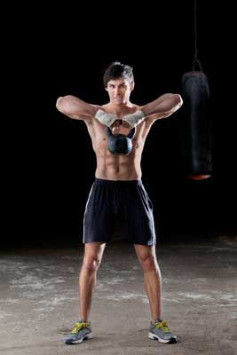 Kettlbell Workout: Beginner Exercises to Transform Your Gym Routine - Men's Fitness - Page 2