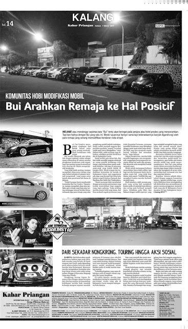 Layout Kabar Priangan Halaman Kalang, Selasa 7 Maret 2017 | LAYOUT KABAR PRIANGAN