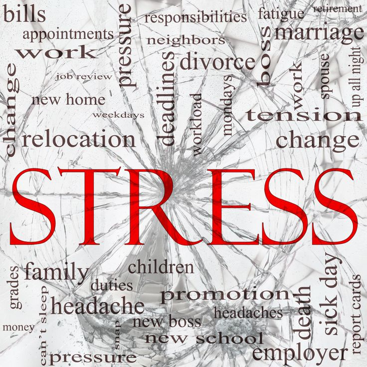 Stress and Stressful Conditions