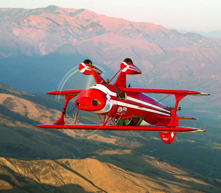 Sammy Mason, just love watching him bring the Pitts back to glory.