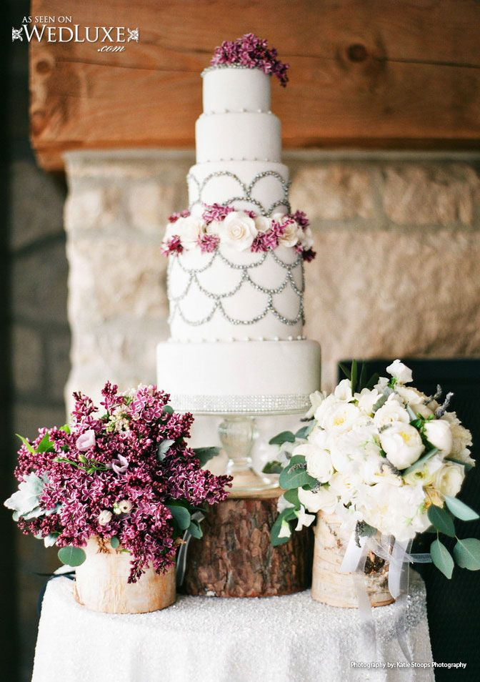Wedding Cake Inspiration | A Wistful Affair