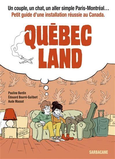 L'histoire humoristique de deux jeunes Français et leur chat s'installant au Québec.