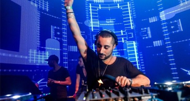 Joseph Capriati - Live @ Sonus Festival 2015, Croatia (Papaya Club) - 17-AUG-2015 (AUDIO)