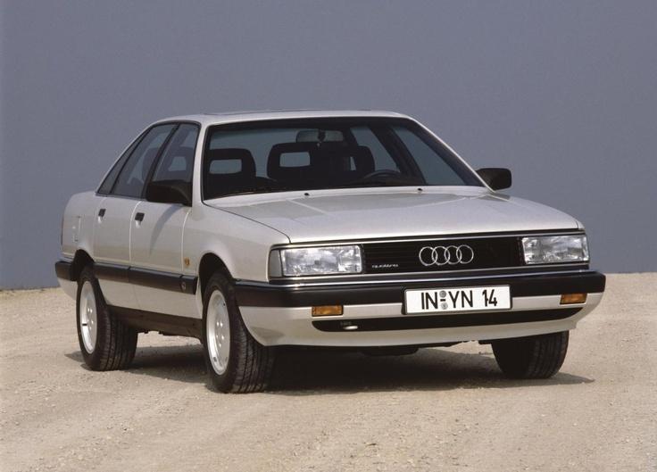 1989 Audi 200