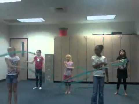 Movement Routine to Minute Waltz by Chopin. Could also use for movement exploration, high vs. low, melodic direction. Orff approach and let the students explore instead of giving them the movements. Lesson extension - or second or 3rd time with song, give more parameters to teach form as shown in video.