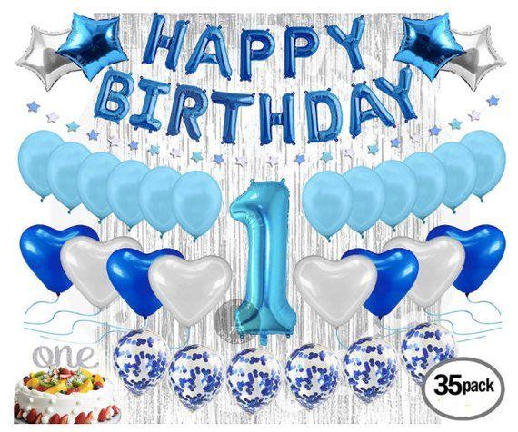 Pin Auf 1st Birthday Party Decorating Birthday Ideas