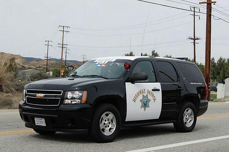 California Highway Patrol Command C-1 Chevy Tahoe LS Slicktop