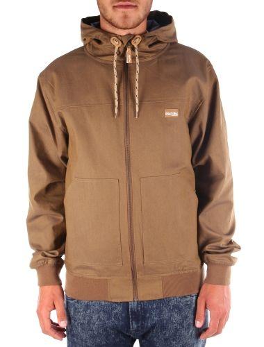 Kreuzdock Jacket [khaki] // IRIEDAILY Jackets Men // FALL/WINTER 2014: http://www.iriedaily.de/men-id/men-jackets/ #iriedaily