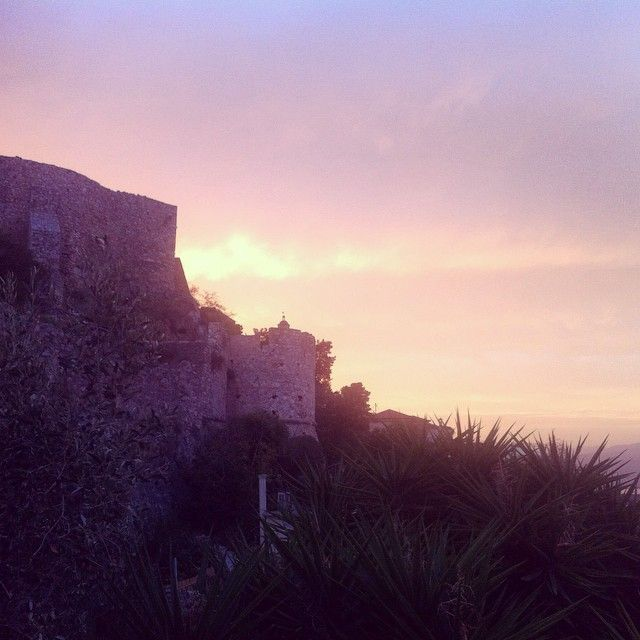 #acronafplia #sunset #nafplio