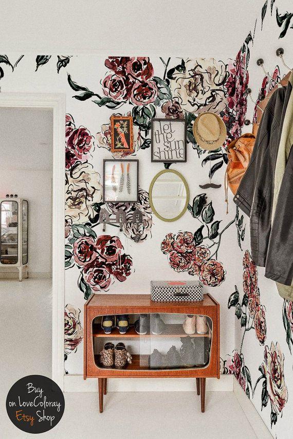 25 Best Ideas About Mural Wall Art On Pinterest Flower