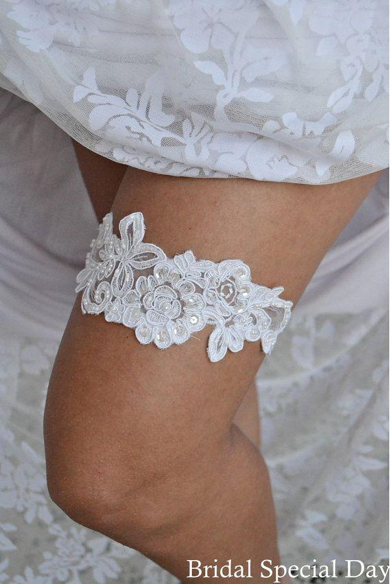 Best 25 Wedding Garter Lace Ideas On Pinterest