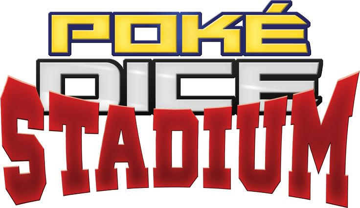 Poké Dice Stadium é um jogo sem fins lucrativos. O objetivo do jogo era trazer a dinâmica do antigo Pokémon Stadium (do Nintendo 64) para um card game.