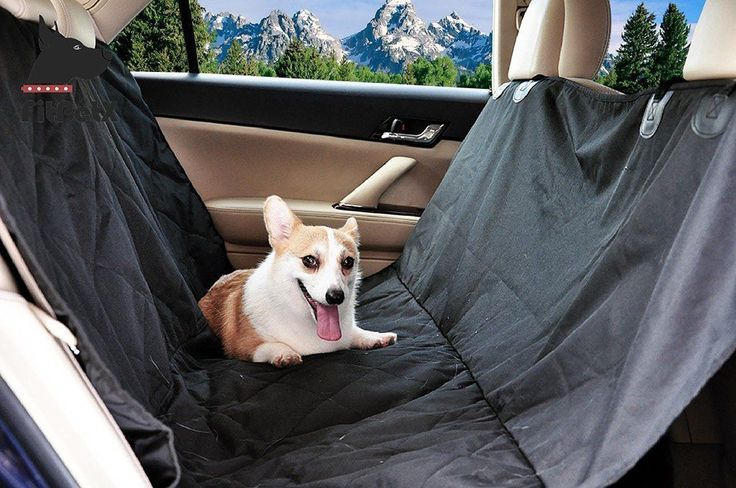 Waterproof Pet Seat Cover Pet Car Seat Cover Non slip Quilted Dog Supplies New  #FitPetX