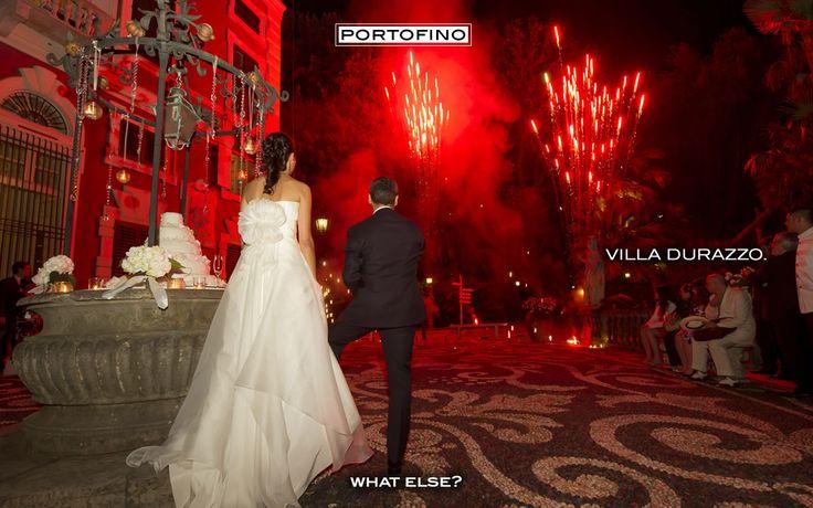 Portofino Villa Durazzo Wedding
