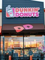 Exclusive: Just Wait Until You See The New Menu Additions At Dunkin' Donuts #refinery29