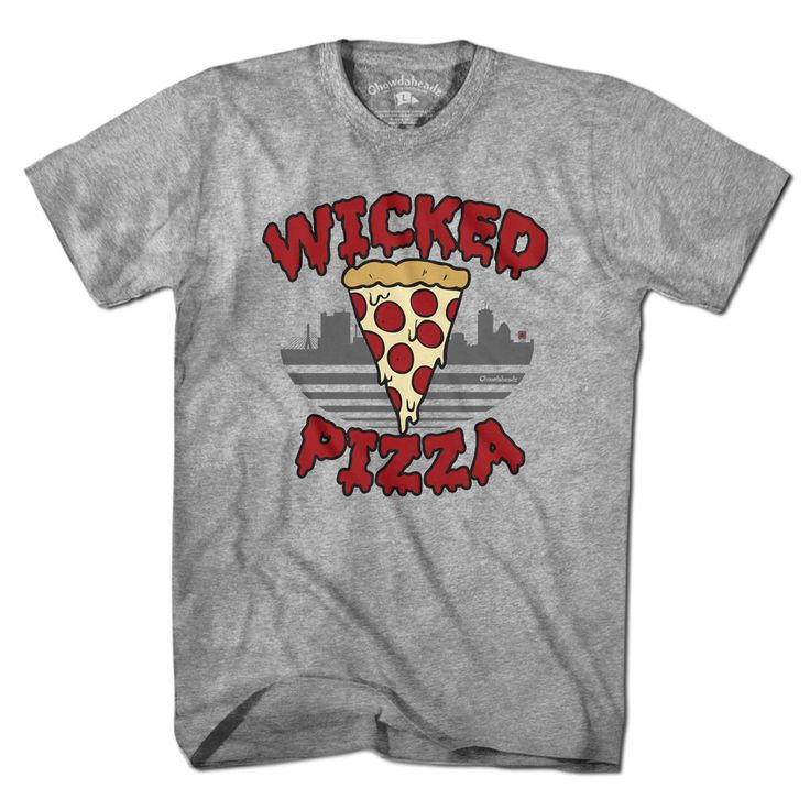 Wicked Pizza T-Shirt