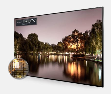 SAMSUNG UE55JU6500 Smart TV UHD 4K Curved 138cm - téléviseur led, prix pas cher - Cdiscount