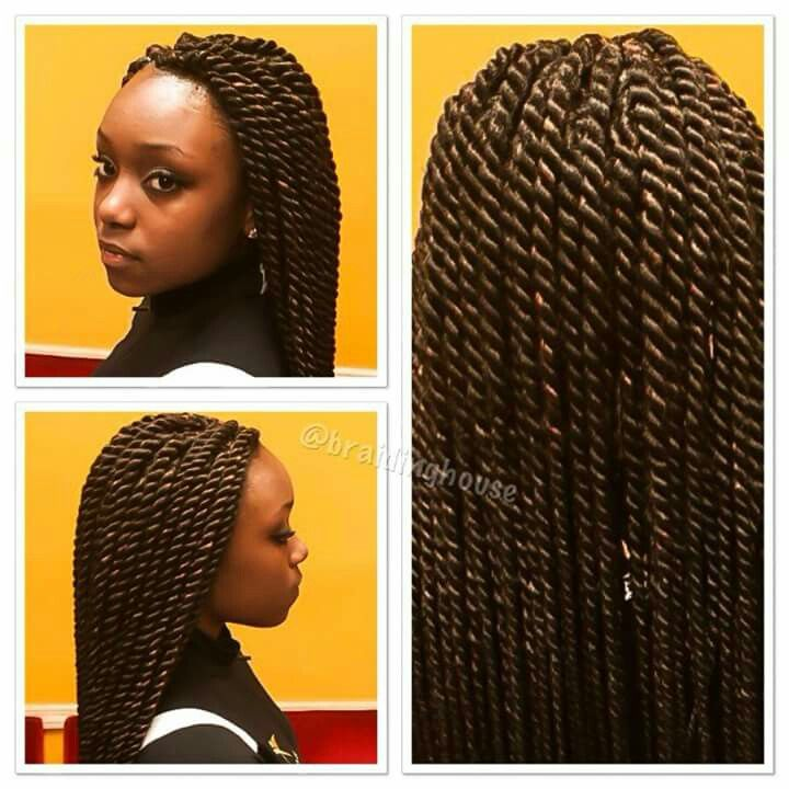 ... Galore * on Pinterest Ghana braids, Tree braids and Flat twist