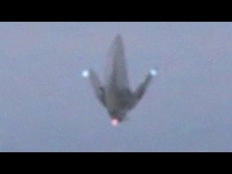 Giant UFO Sighting | Huge Weird Shape UFO Spotted Over Austin | Latest Alien Sightings - YouTube