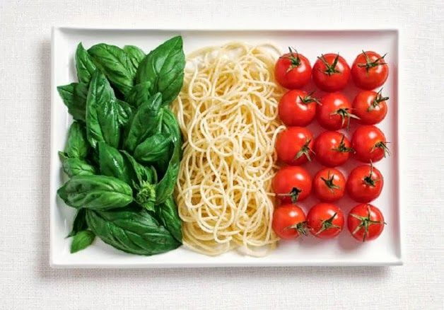 SABORES: Bandeiras de países feitas com alimentos                                                                                                                                                      Mais