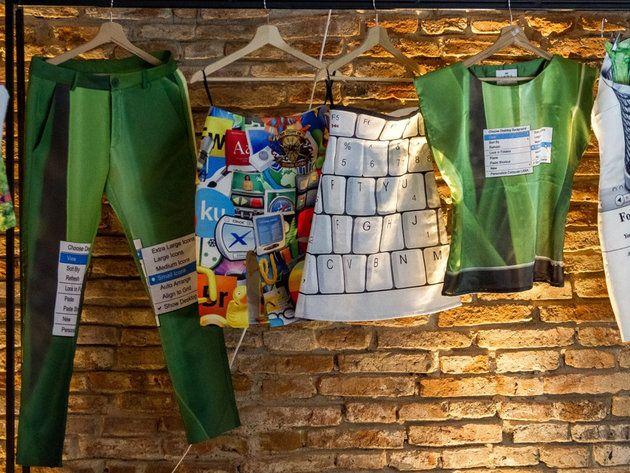 Romanian Design Week #2 sau noi tendinţe în fashion design - igloo.ro