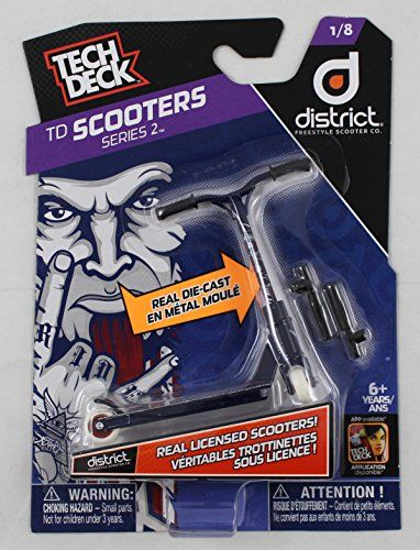 1 TECH DECK SCOOTER - Scooters Series... $9.99 #bestseller