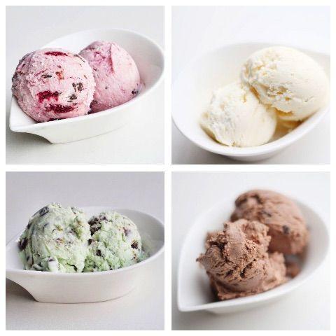 Lækker og nem hjemmelavet is uden ismaskine