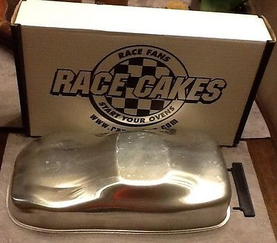 Corvette Car Cake Pans