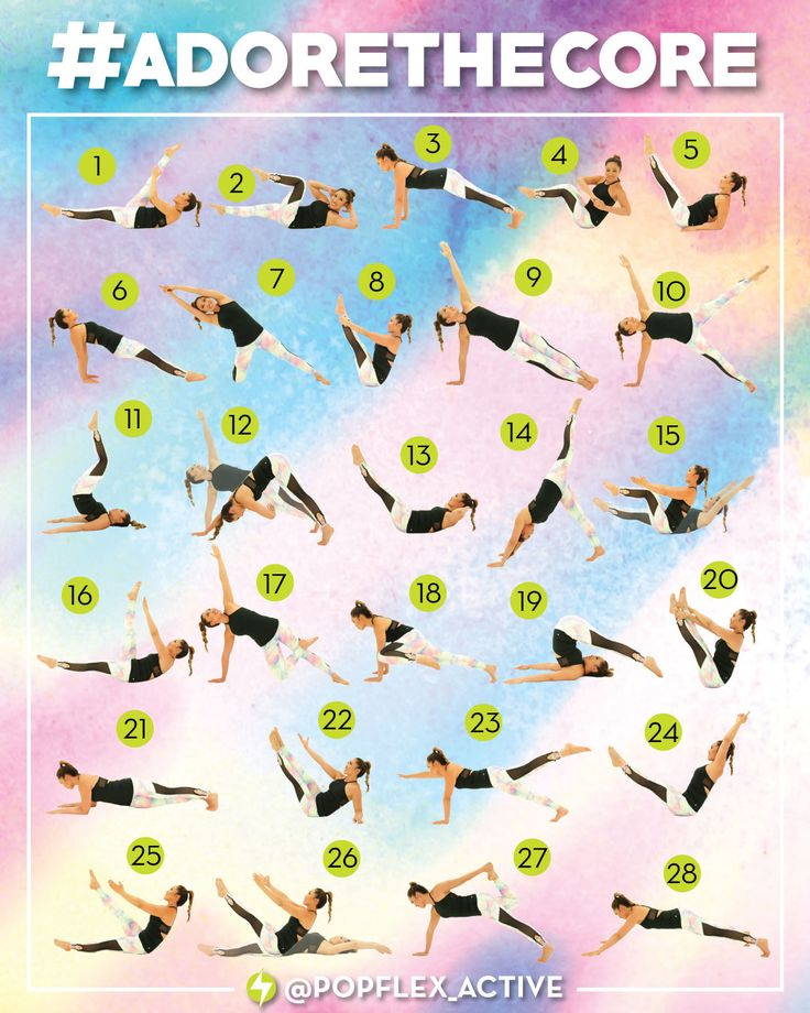 28 Day Ab Challenge! | Blogilates: Fitness, Food, and lots of Pilates | Bloglovin'