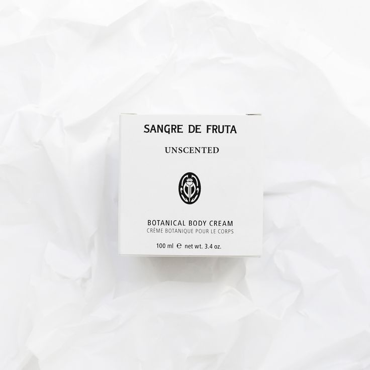 New 'Unscented' body cream. Amazing for sensitive skin, and pre and post-natal skin care. Hand made in Vancouver, Canada. www.sangredefruta.com