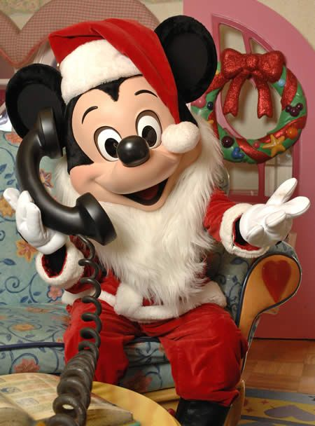 Mickey Claus