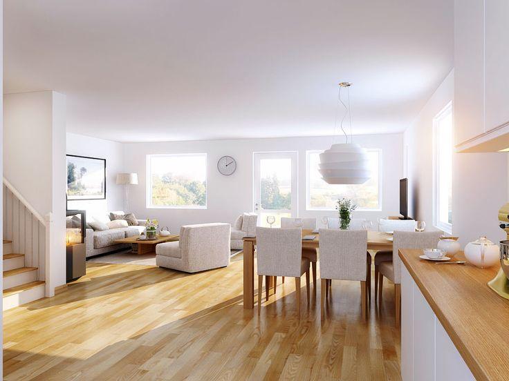 Hus 1 Norge tilbyr innovative husmodeller som gir spennende muligheter for deg som boligkjøper. Mer trivsel og mindre vedlikehold!