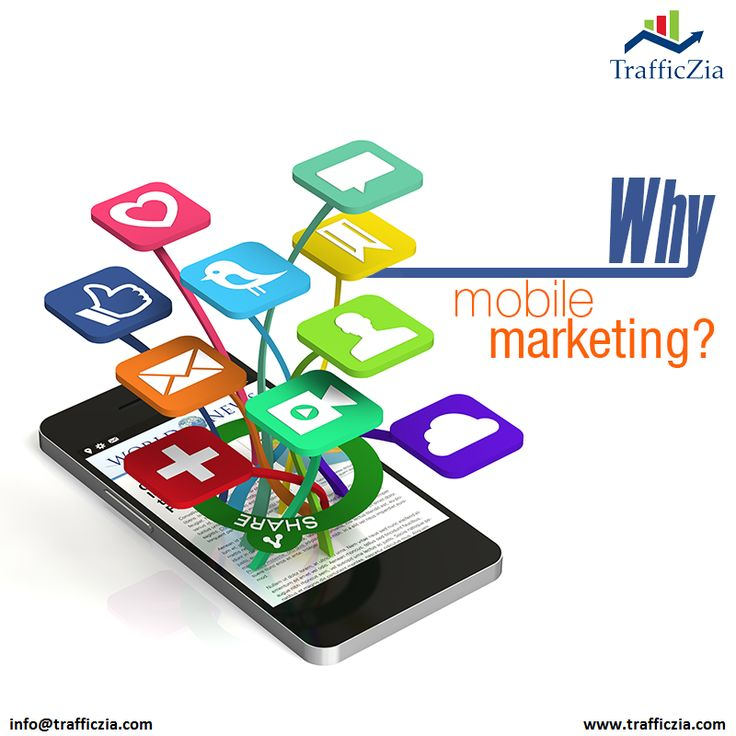 Benefits of #Mobile #marketing: • Approach different sectors directly • Generate a higher response rate • Collect accurate customer data
